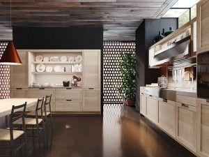 Recomendaciones diseño de cocina modernas y seguras