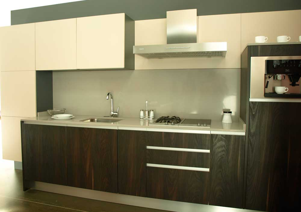 Outlet cocinas de exposici n ortiz cocinas snaidero for Cocinas modernas outlet